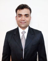 Dial4242 co-founder and COO -  Himanshu Sharma